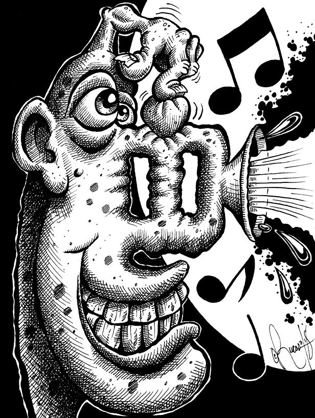 Sidney Horn Snout BLOG