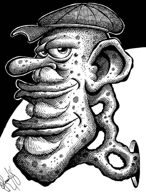 Mustache Montgomery BLOG