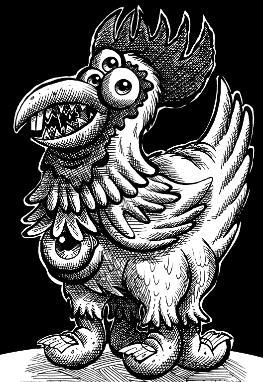 Inktober2018_05_Chicken_BLOG