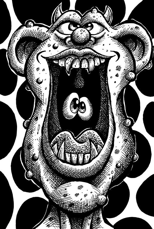 Big Mouth Murray BLOG