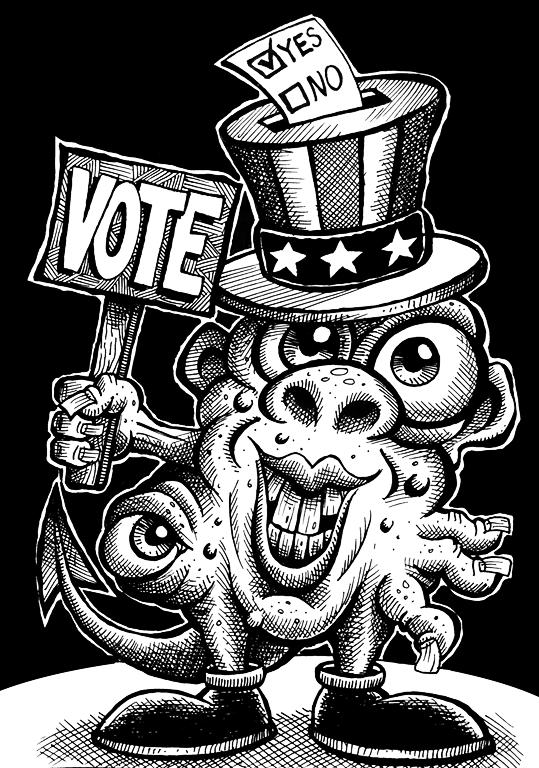 VOTE 2018 BLOG