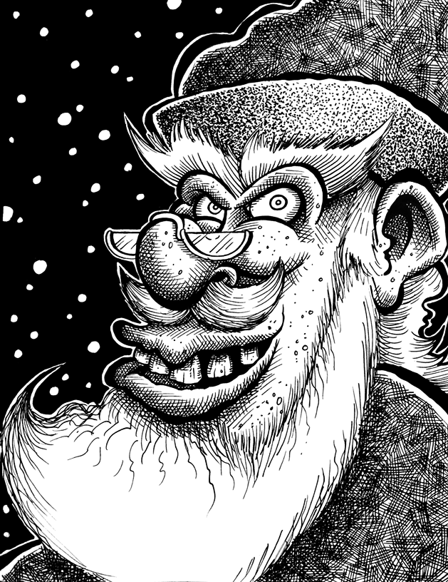 Kreep Kringle BLOG