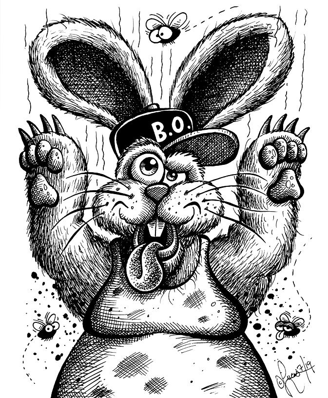 BO Bunny BLOG
